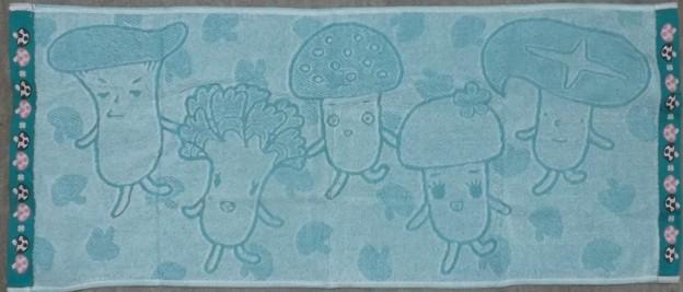 2018/08/11(土・祝)・当選品(フェイスタオル)