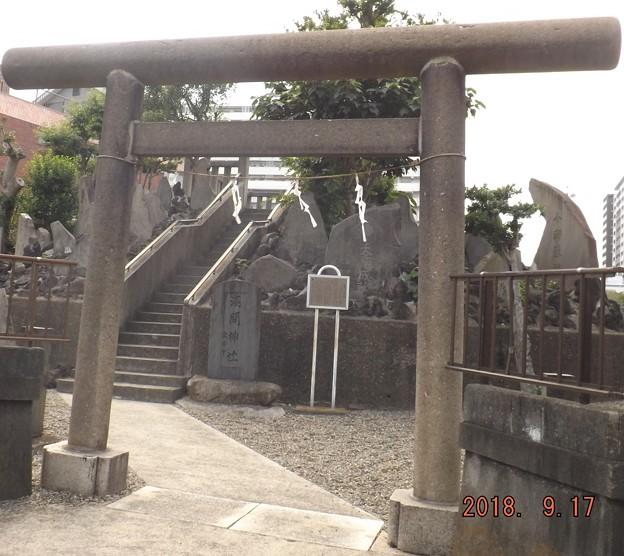 2018/09/17(月・祝)・浅間神社(江戸川区)