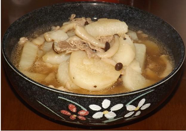 2018/11/05(月)・牛肉と長芋の甘辛煮