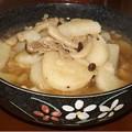 写真: 2018/11/05(月)・牛肉と長芋の甘辛煮