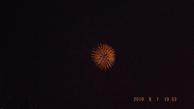 2019/08/01(木)・江東花火大会の花火・2