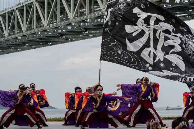神戸よさこい祭り2018