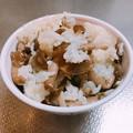 0916_シャカシメジの炊き込みご飯