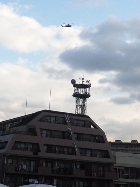 林文子横浜市長は横浜市消防局のヘリを悪用し暴行した写真1