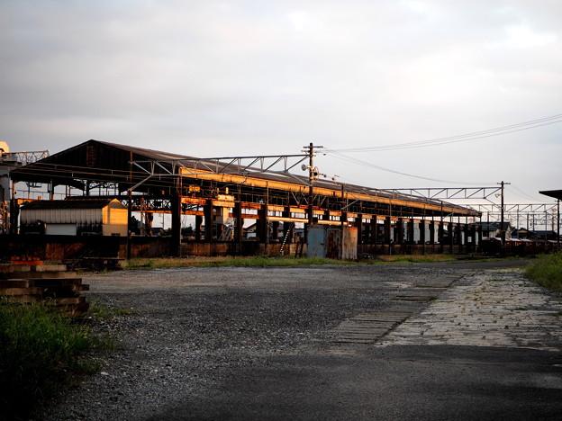 Photos: 廃工場