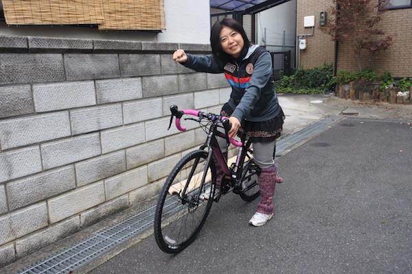 大阪城に向かって出発!