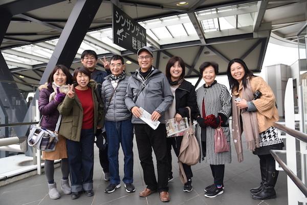 家内の両親と剣道仲間と一緒に京都競馬場へ