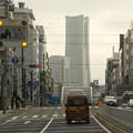 写真: 日帰り横浜-横浜ランドマークタワー