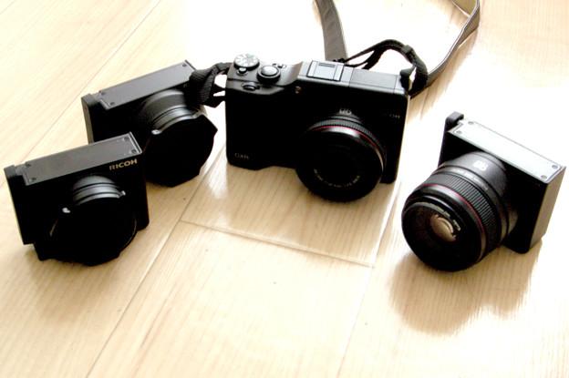 S10 24-72/P10 28-300/A12 28mm+GXR/A12 50mm