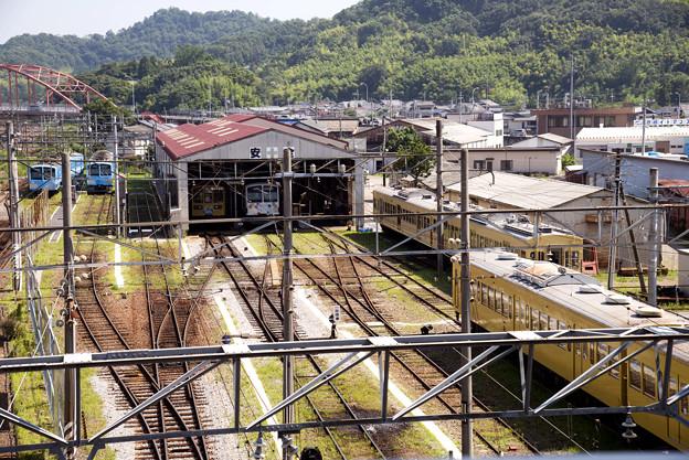近江鉄道彦根駅