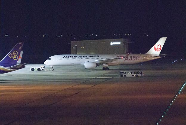 JAL A350-900