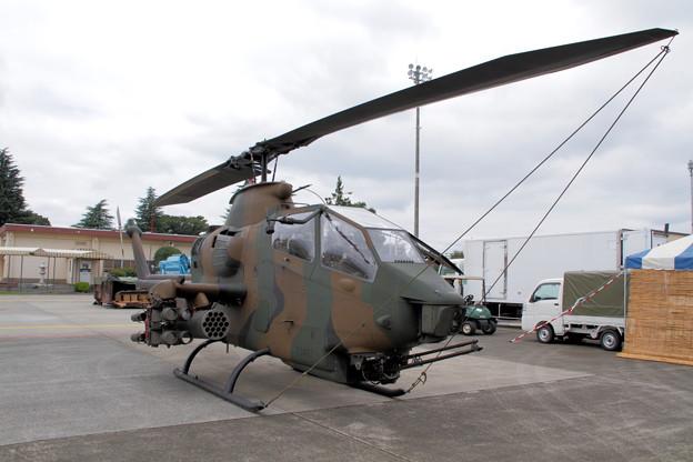 横田基地友好祭 2018 AH-1 COBRA 01