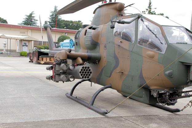 横田基地友好祭 2018 AH-1 COBRA 03