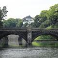 Photos: 5月3日の皇居 二重橋3