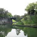 Photos: 5月3日の皇居 皇居正門鉄橋