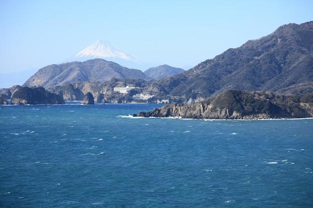 駿河湾と富士