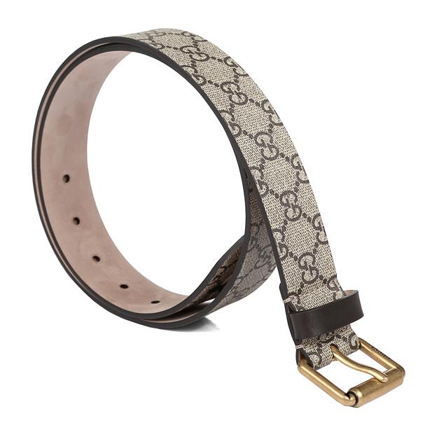 グッチ ベルト メンズ レディースLeather belt 紳士ベルト クラシック GG ベルト 男女兼用 434520新品