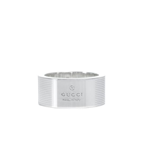 グッチ GUCCI リング 指輪 シルバー925 Gマーク アクセサリー GGリング 163179-J8400-8106-07 レディース メンズ