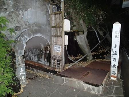 静岡 伊豆山温泉 走り湯