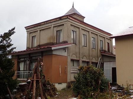 30 11 山形 尾花沢 旧海堂医院
