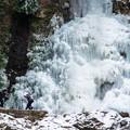 写真: 東椎屋の滝♪