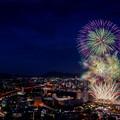 写真: くきのうみ花火の祭典♪2