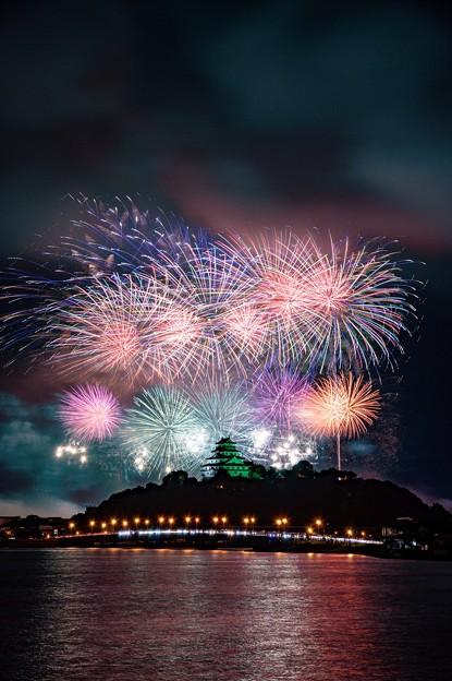 九州花火大会♪