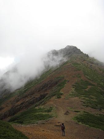 中岳登り2