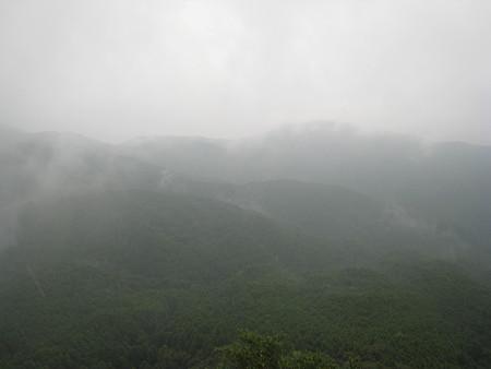 可部冠山山頂からの景色