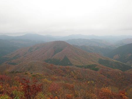 牛曳山山頂からの景色