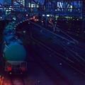 貨物列車は眠らない