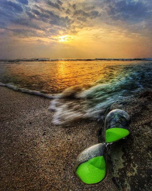 今日も浜あそび♪
