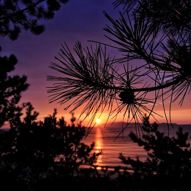 松原からのトワイライト