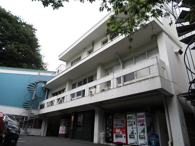 アンスティチュ・フランセ東京 旧東京日仏学院