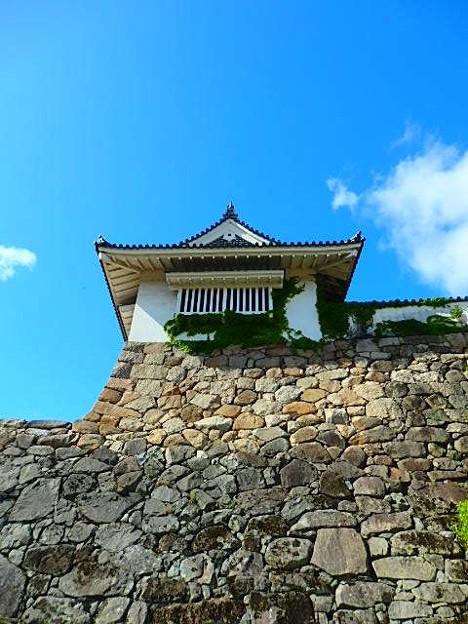岡山城石垣