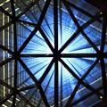 写真: 光の扉