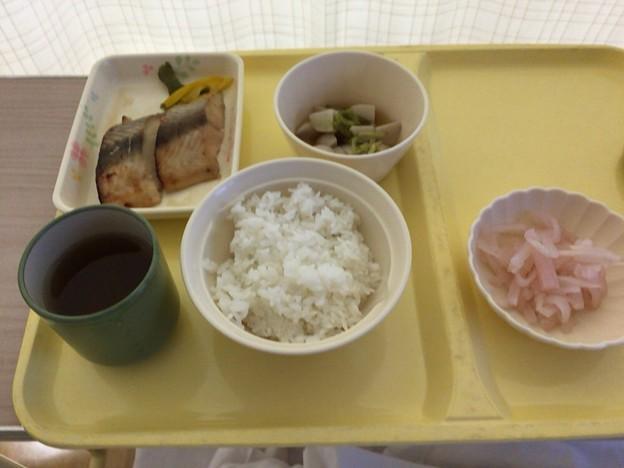 入院晩御飯