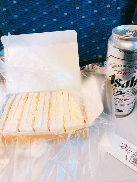 新幹線ご飯
