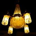 Photos: 萬翠荘の照明