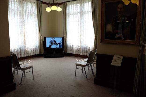萬翠荘の伯爵室