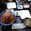 写真: ソースカツ丼