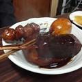 写真: 名古屋 味噌おでん