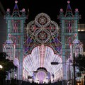 写真: 神戸ルミナリエ