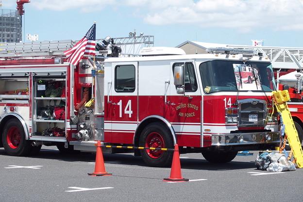 USAの消防車