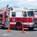 写真: USAの消防車