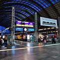 写真: フランクフルト中央駅