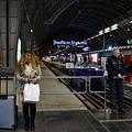 写真: フランクフルト駅