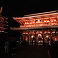 Photos: 夜の浅草寺