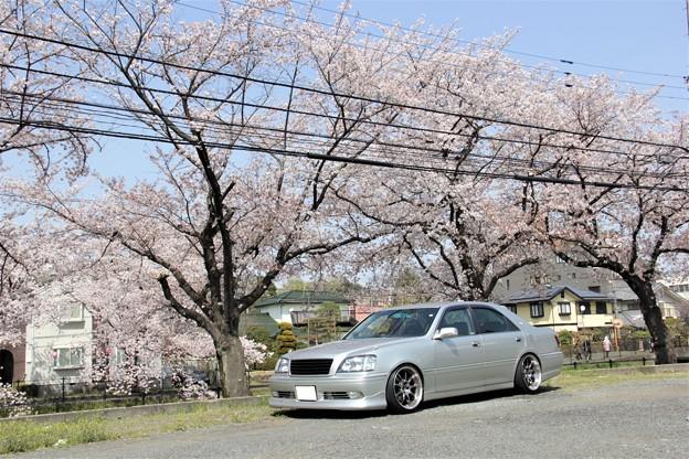 トヨタ JZS171 クラウン