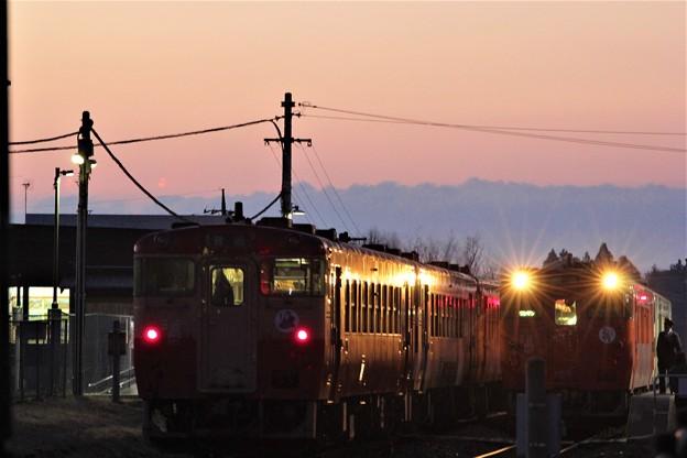 2017 烏山線 キハ40